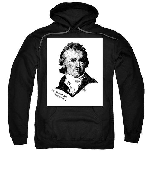 Sir Alexander Mackenzie Sweatshirt
