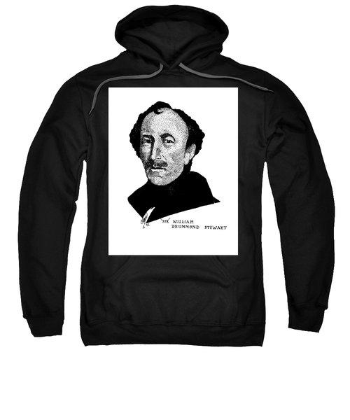 Sir William Drummond Stewert Sweatshirt