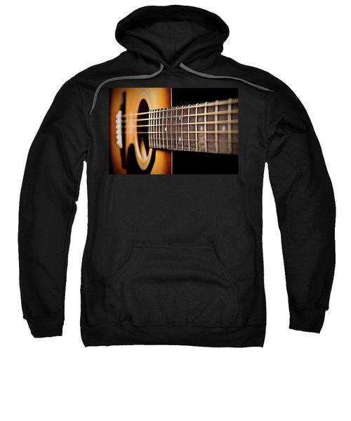 Six String Guitar Sweatshirt