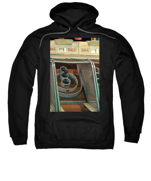 Skee Ball At Marty's Playland Sweatshirt