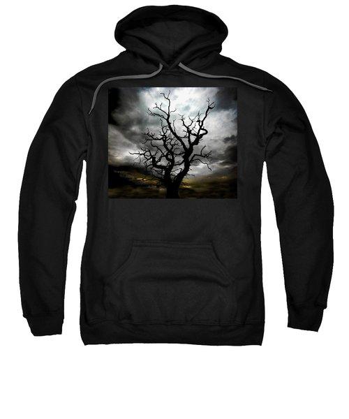 Skeletal Tree Sweatshirt
