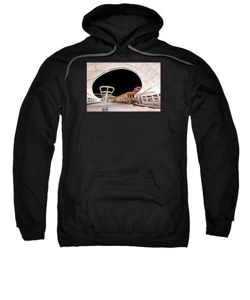 Ski Train Sweatshirt