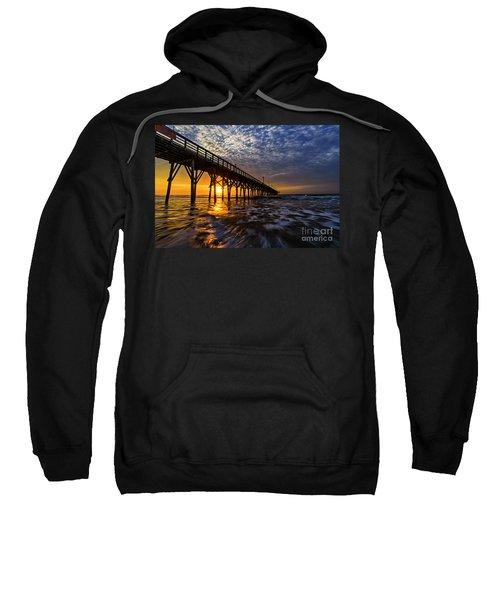 Sky Divided Sweatshirt