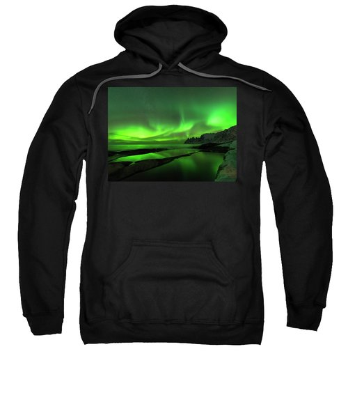 Skydance Sweatshirt by Alex Lapidus