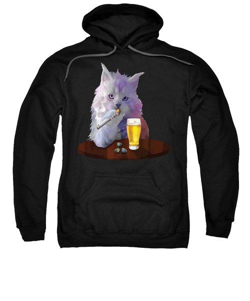 Smoky Cat Sweatshirt