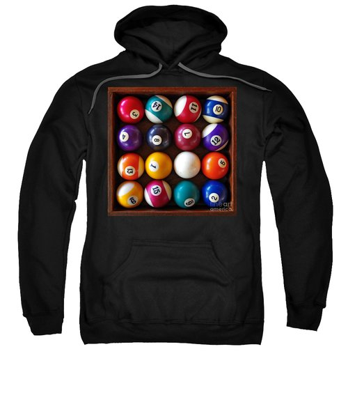 Snooker Balls Sweatshirt