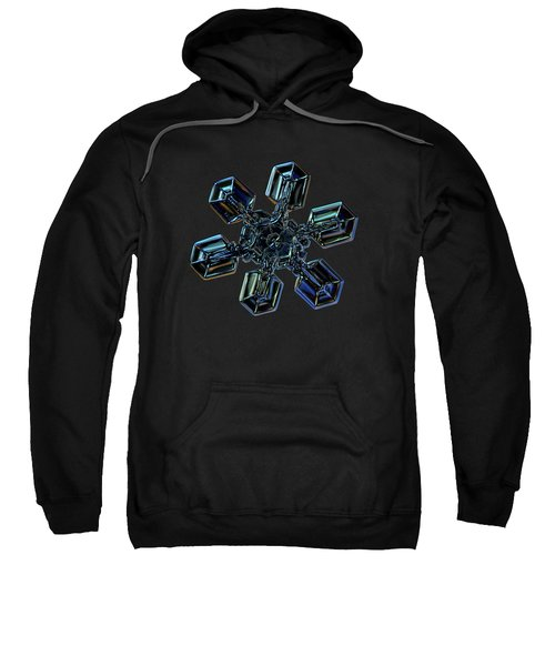 Snowflake Photo - High Voltage IIi Sweatshirt