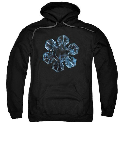 Snowflake Photo - The Core Sweatshirt