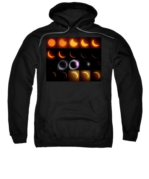 Solar Eclipse - August 21 2017 Sweatshirt