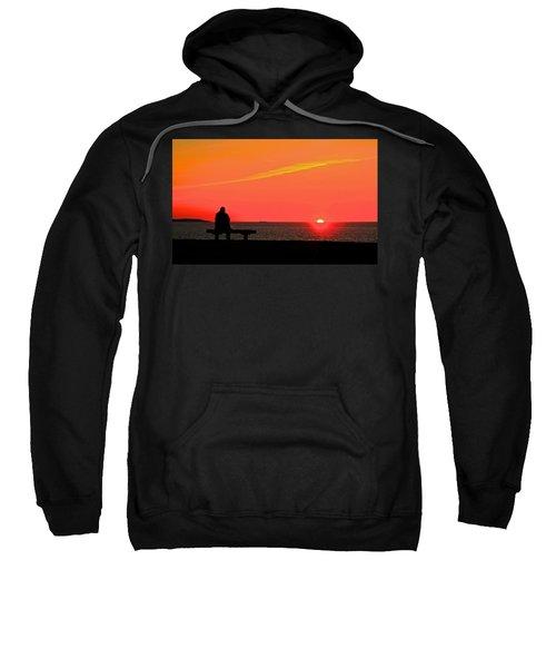 Solitude At Sunrise Sweatshirt