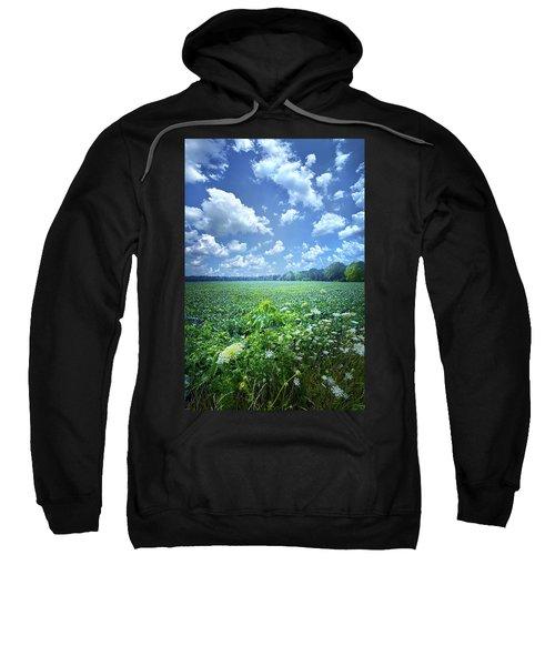 Something Good In This World Sweatshirt