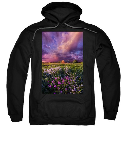Songs Of Days Gone By Sweatshirt
