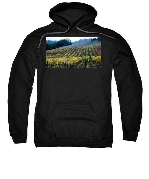 Sonoma County Vineyards Near Healdsburg Sweatshirt