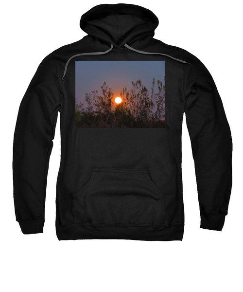 Sonoran Desert Harvest Moon Sweatshirt