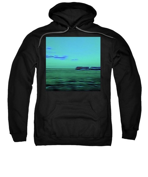 Sound Of A Train In The Distance Sweatshirt