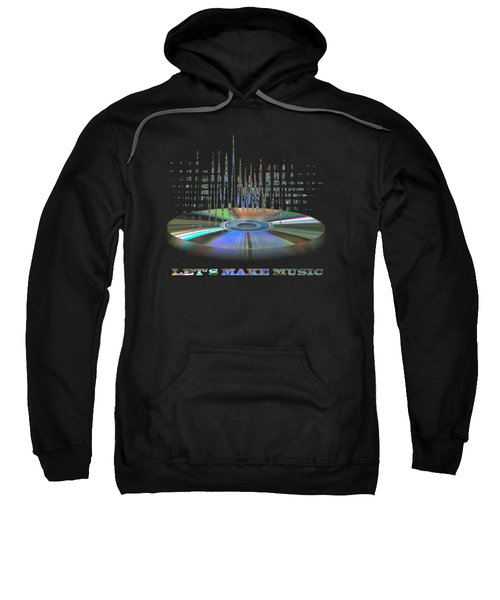 Sound Waves Sweatshirt