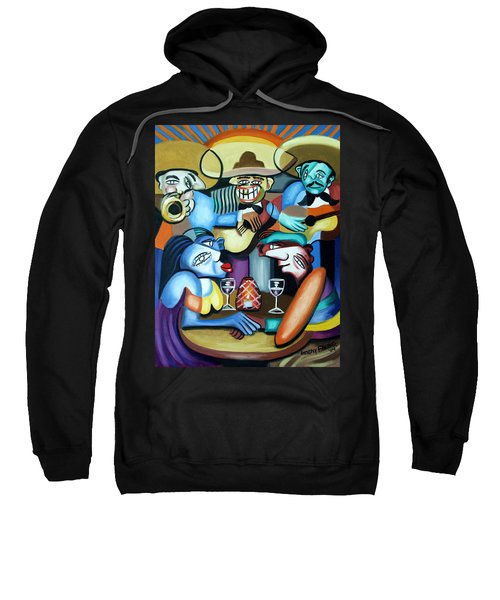 South Of The Boarder Sweatshirt