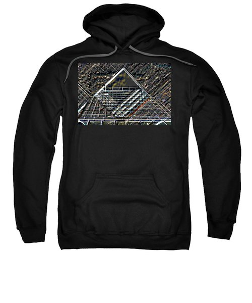 Southbank London Abstract Sweatshirt