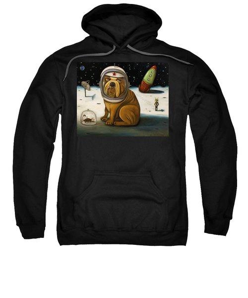 Space Crash Sweatshirt