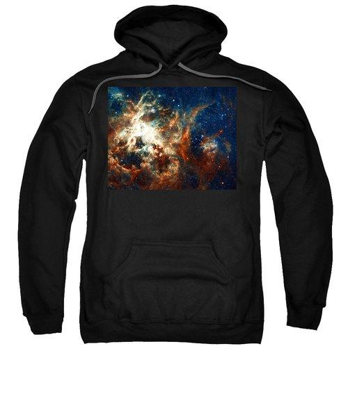 Space Fire Sweatshirt