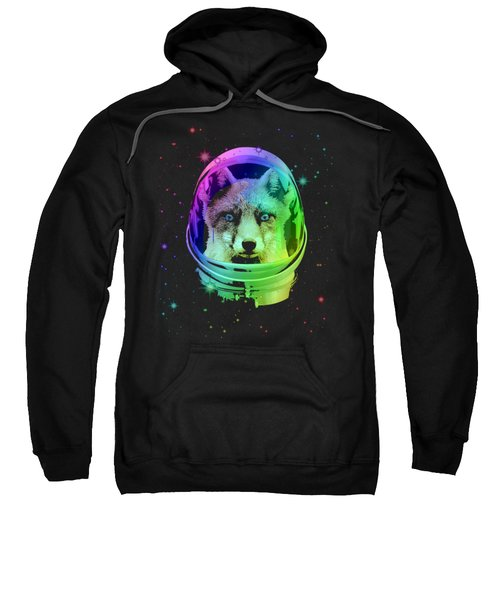Space Fox Sweatshirt