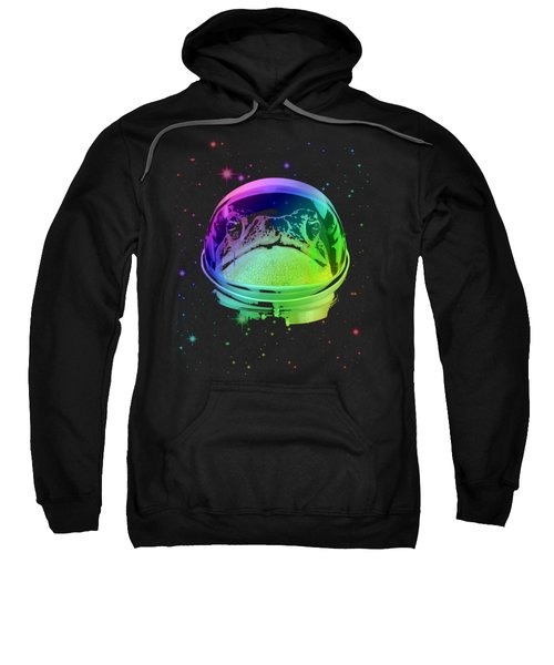 Space Frog Sweatshirt