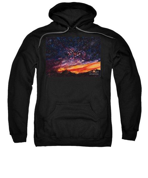 Space Oddity  Sweatshirt