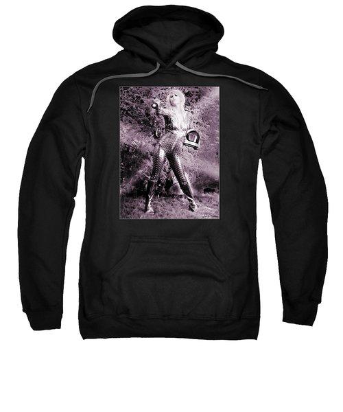 Space Vixon Sweatshirt