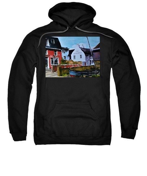 Spinaker In Scilly  Kinsale Sweatshirt