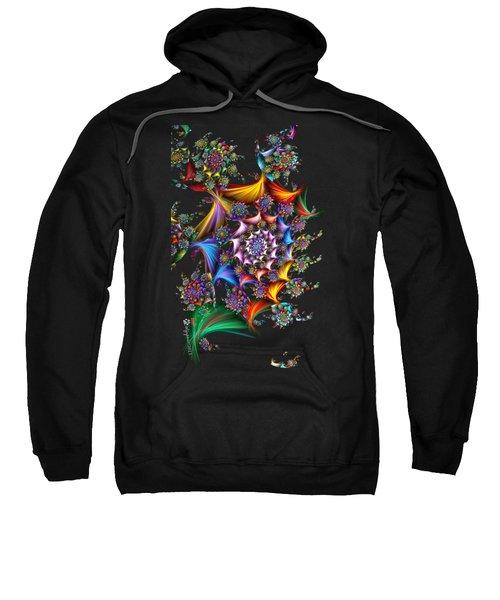 Spirals And More Spirals Sweatshirt