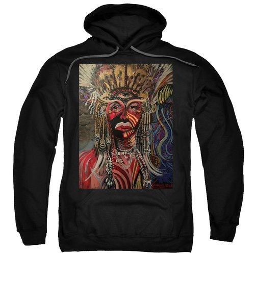 Spirit Portrait Sweatshirt