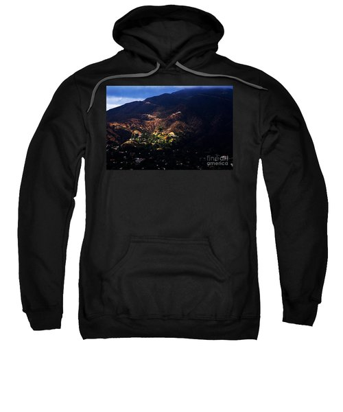 Spotlight From The Heavens Sweatshirt