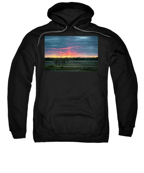 Spring Sunset Sweatshirt