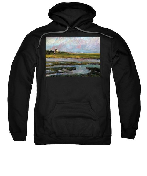 Springtime In The Marsh Sweatshirt