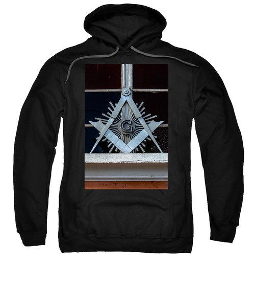 Square And Compass Sweatshirt