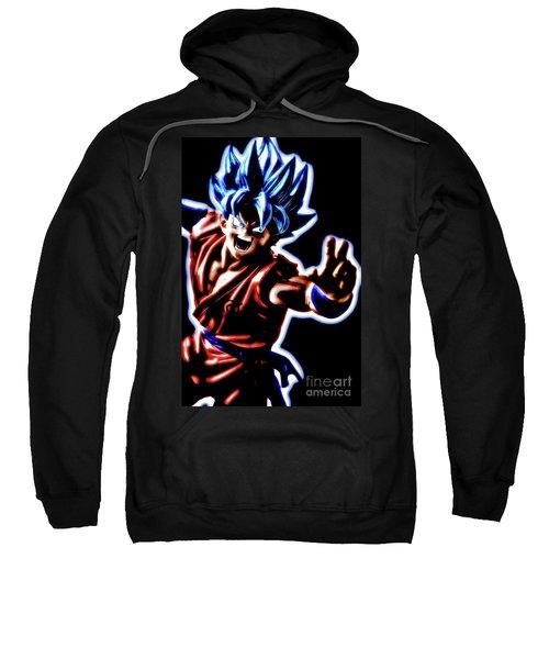 Ssjg Goku Sweatshirt
