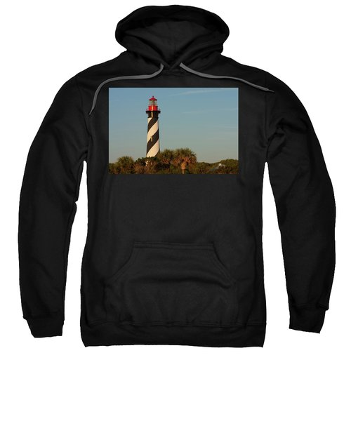 St. Augustine Lighthouse #3 Sweatshirt