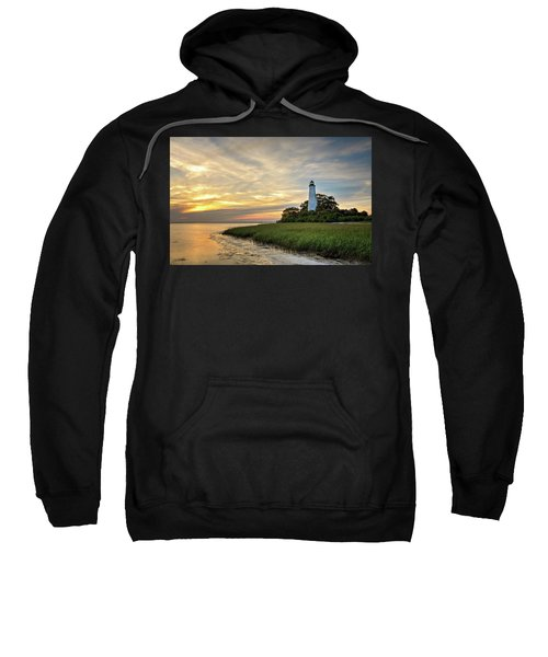 St. Mark's Lighthouse Sweatshirt