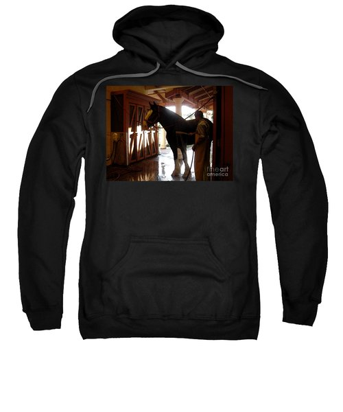 Stable Groom - 1 Sweatshirt