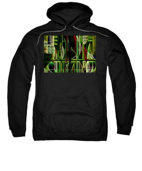 Stained Glass 2 Sweatshirt