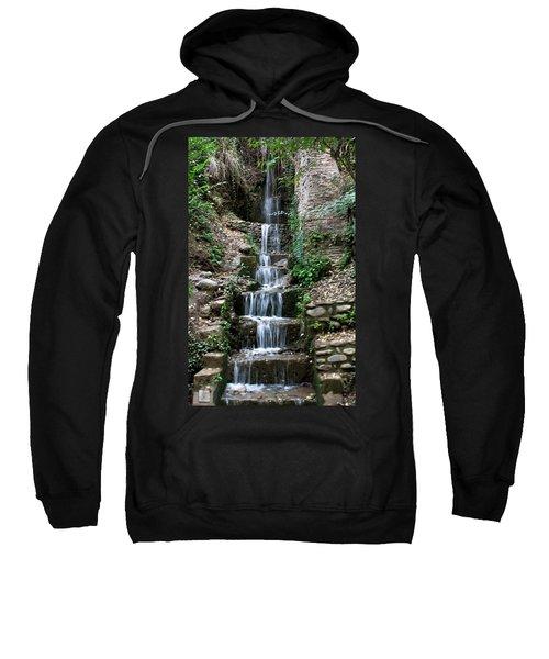 Stairway Waterfall Sweatshirt
