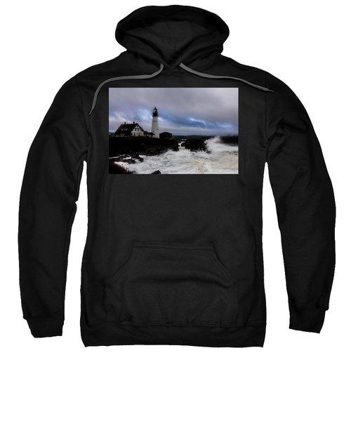 Standing In The Storm Sweatshirt