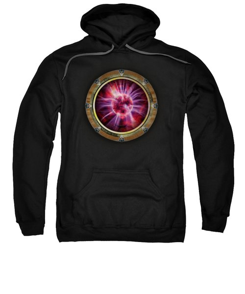 Star Gateways By Pierre Blanchard Sweatshirt