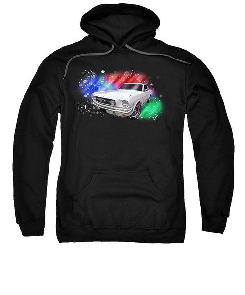 Star Of The Show - 66 Mustang Sweatshirt