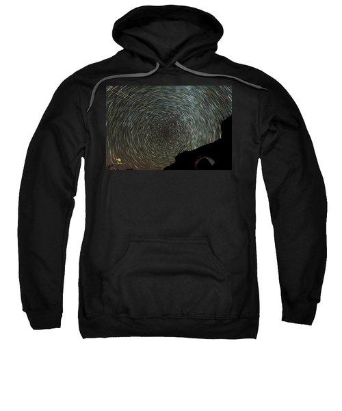 Star Trails Sweatshirt