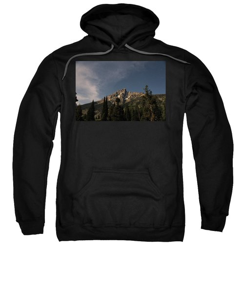 Stars Over Grand Teton Sweatshirt