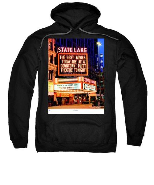 State-lake Theater Sweatshirt