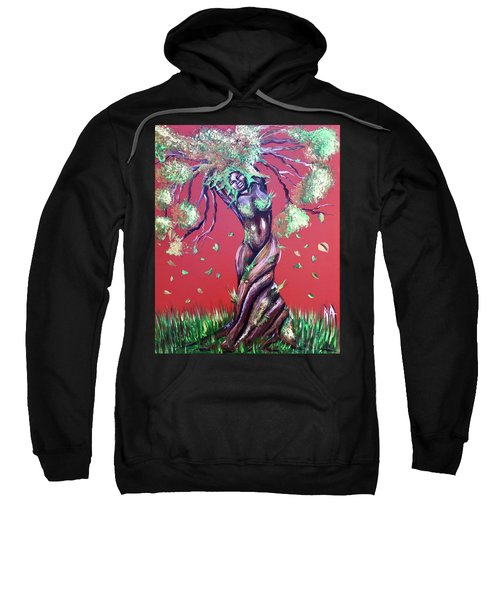 Stay Rooted- Stay Grounded Sweatshirt