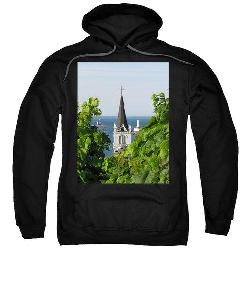 Ste. Anne's Steeple Sweatshirt