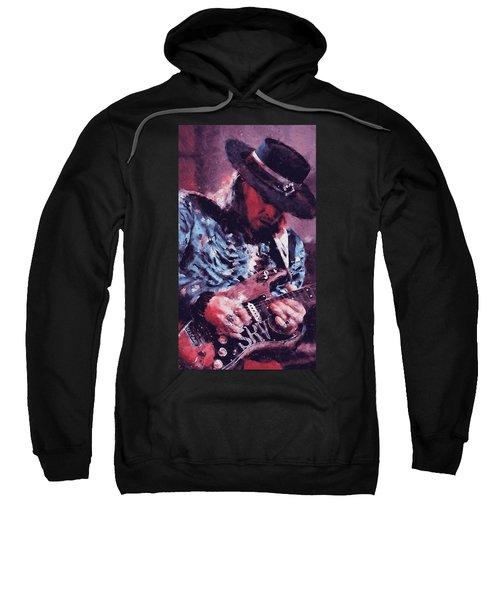 Stevie Ray Vaughan - 25 Sweatshirt